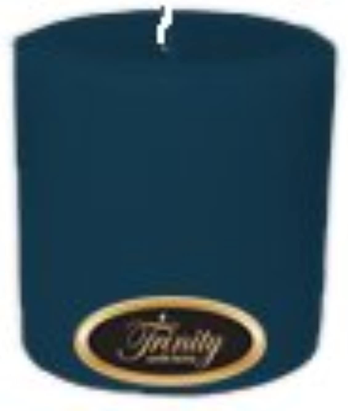 敵対的びっくり告発Trinity Candle工場 – French Market – Pillar Candle – 4 x 4