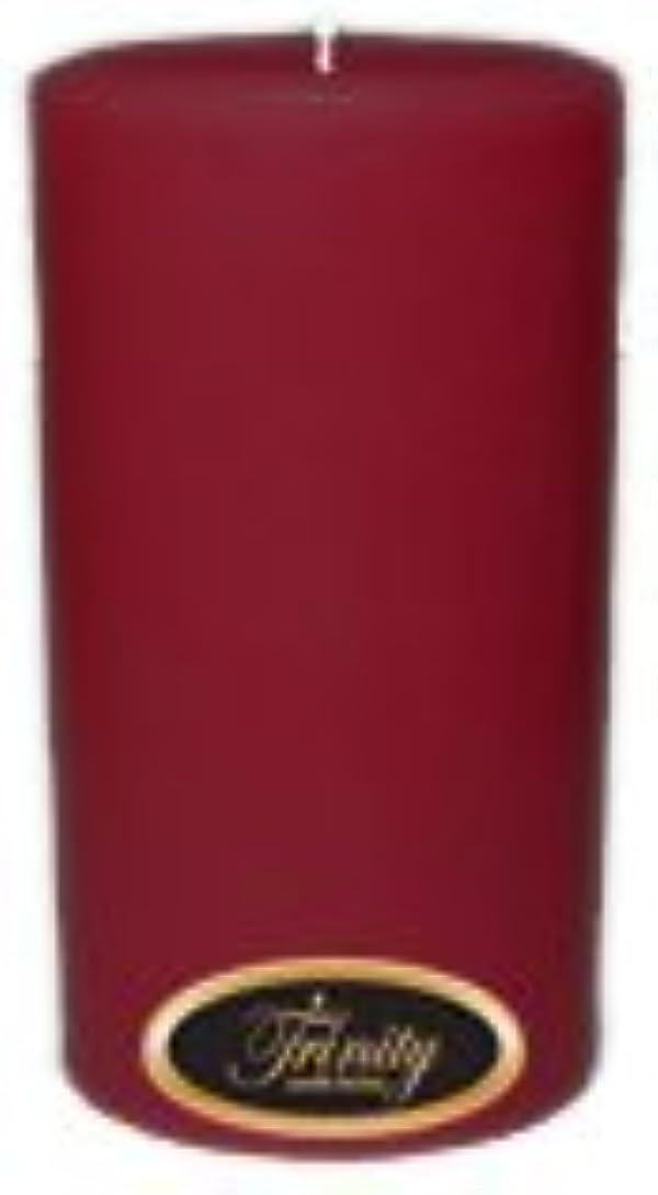 アイドル奪う深くTrinity Candle工場 – Creme Brulee – Pillar Candle – 3 x 6