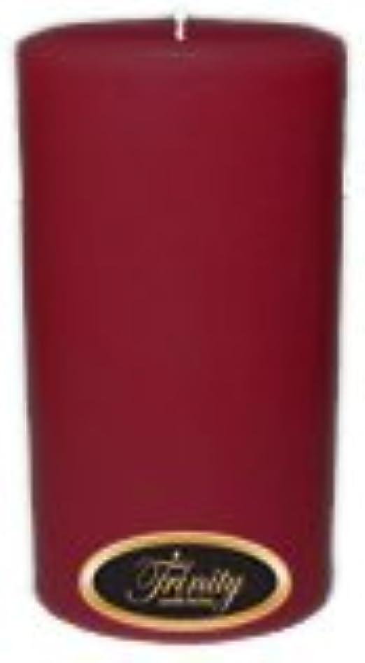 ジャンプするそう湿ったTrinity Candle工場 – Creme Brulee – Pillar Candle – 3 x 6