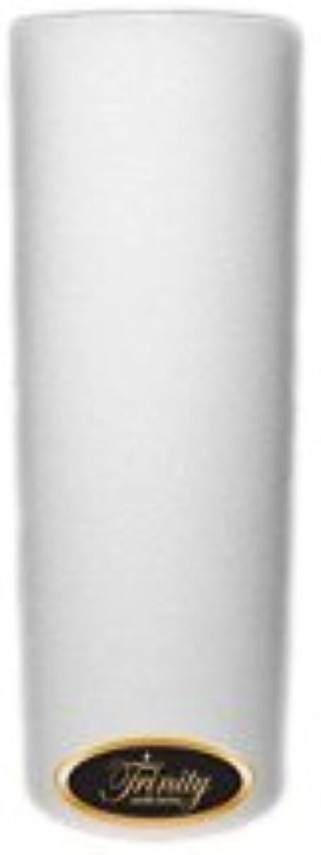 させる神話引き出すTrinity Candle工場 – Fresh Linen – Pillar Candle – 3 x 9