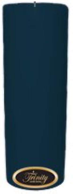 幹エクステントほとんどないTrinity Candle工場 – Summer Nights – Pillar Candle – 3 x 9