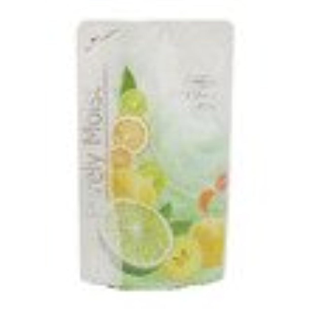 大工食べる前投薬Purely Moist ボディソープ シトラスの香り つめかえ用 350ml
