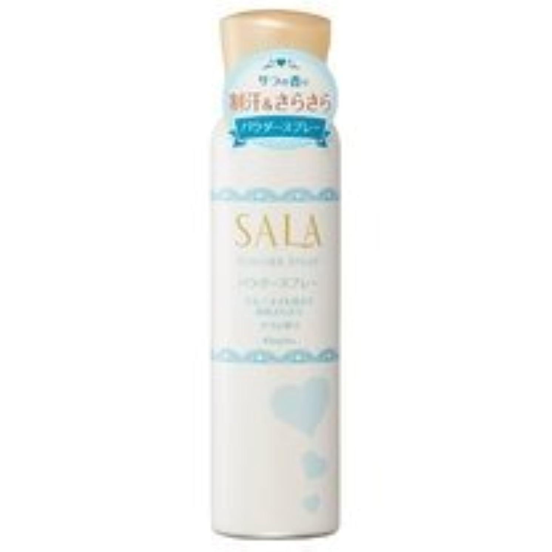 バナー松の木摘む【カネボウ】SALA(サラ) パウダースプレーS サラの香り 90g (制汗剤)×2