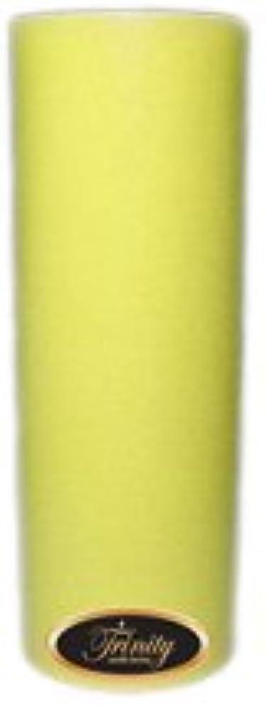 徹底的にサルベージ航空便Trinity Candle工場 – Gardenia – Pillar Candle – 3 x 9
