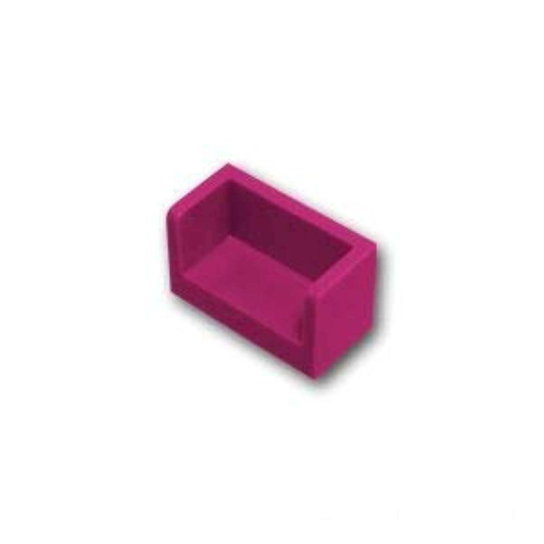 レゴブロック ばら売りパーツ パネル 1 x 2 x 1 - 2サイド:[Magenta / マゼンタ] [並行輸入品]
