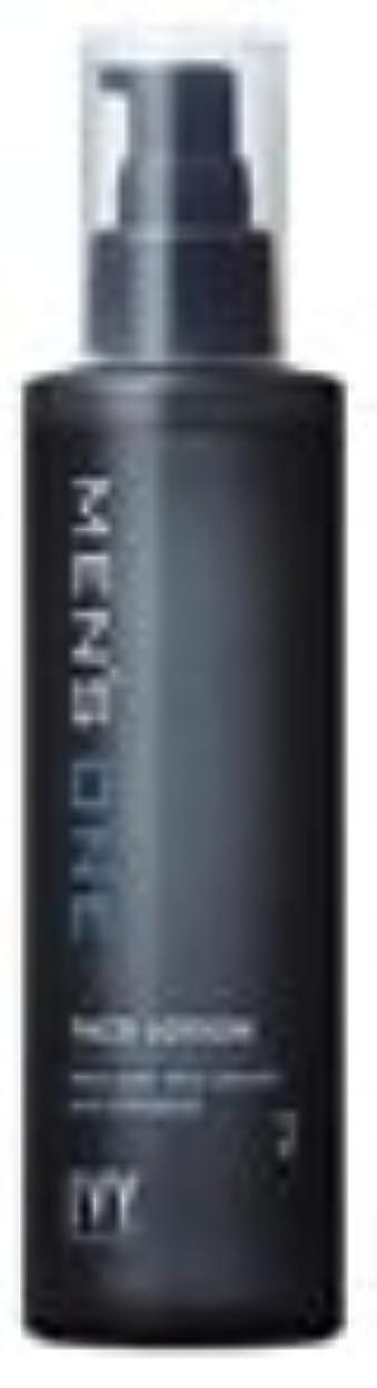 不透明なニンニク閃光アイビー メンズワン フェースローション 200ml