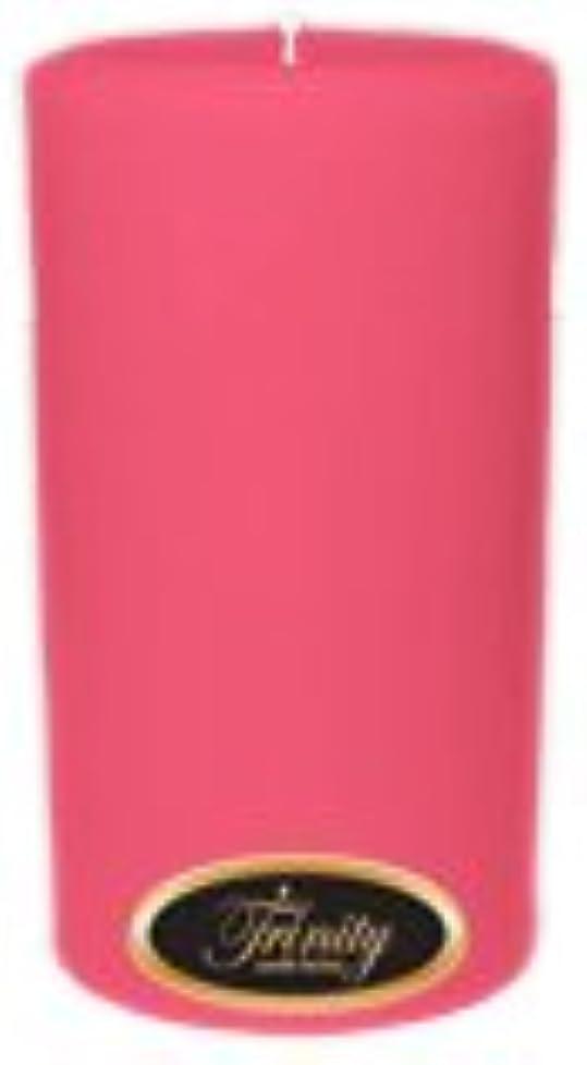 スポークスマン名前スクランブルTrinity Candle工場 – ローズ – Pillar Candle – 3 x 6