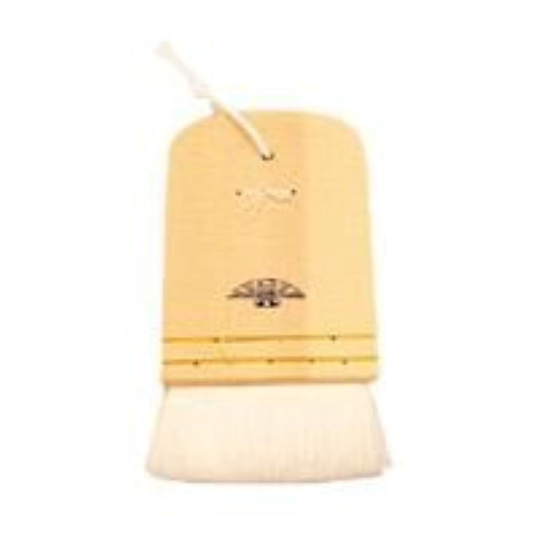 冷淡な個人的に関係する三善 板刷毛 60mm L(山羊毛)