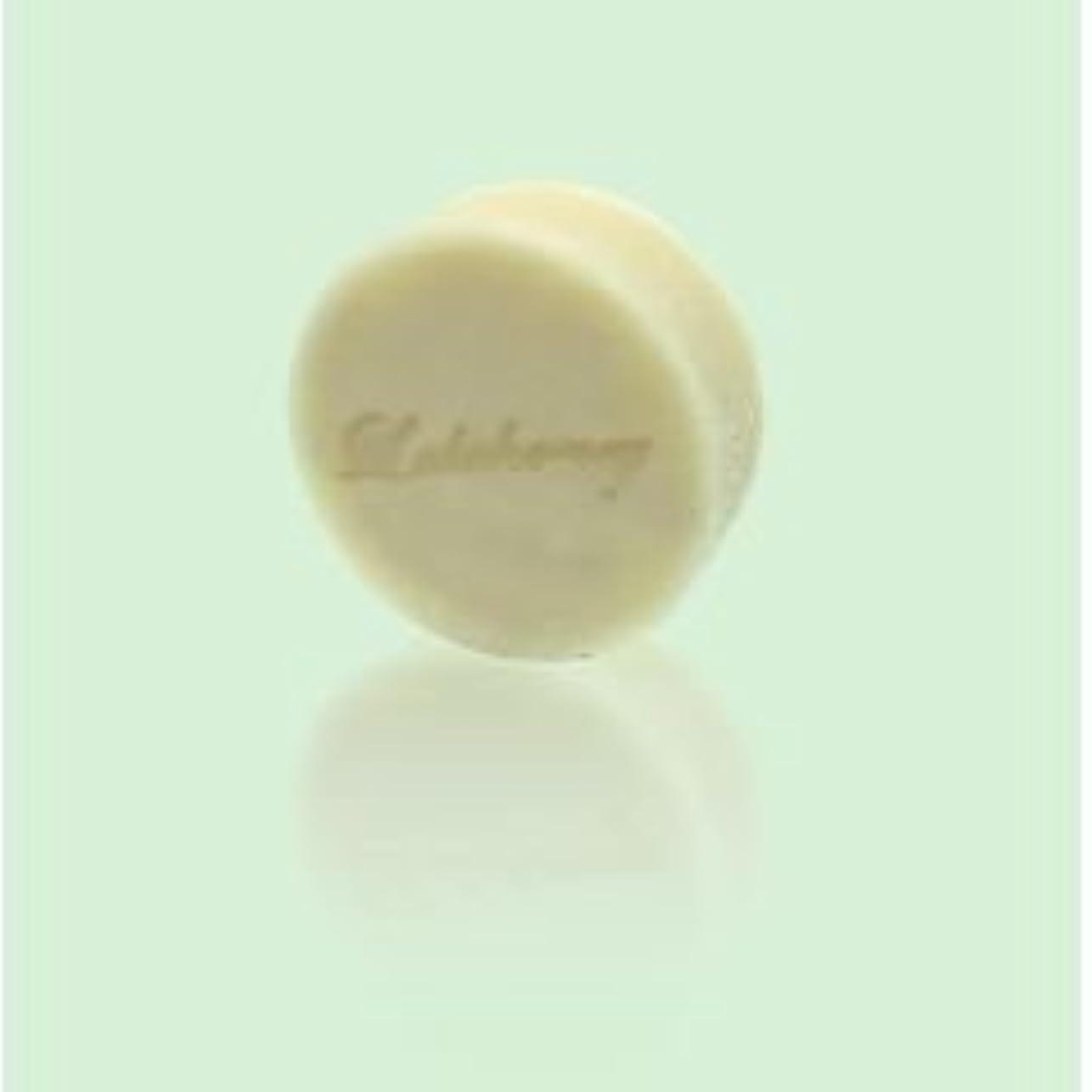 つかまえる彫刻定期的なLALAHONEY 石鹸〈アロマシリーズ?瞑想〉20g【手作りでシンプルなコールドプロセス製法】