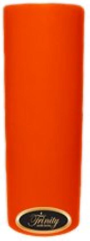 準備ができて太陽熟読Trinity Candle工場 – スイカズラ – Pillar Candle – 3 x 9