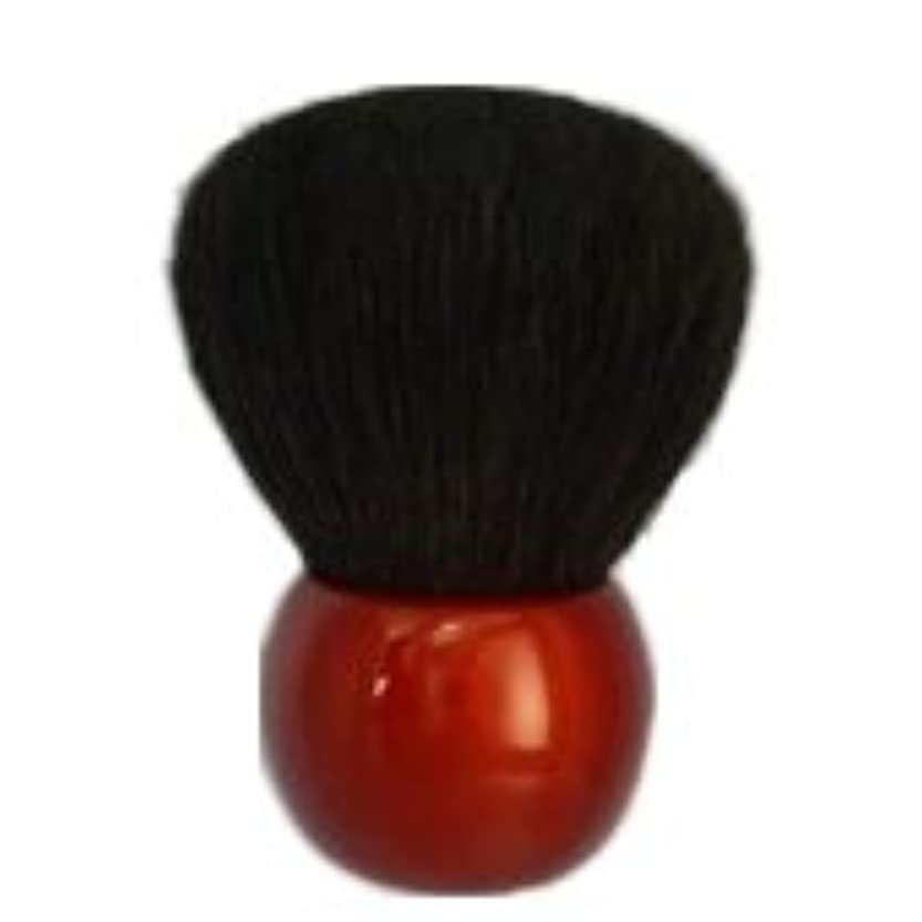ピボット呼び出す飢パウダーブラシ ダルマ  高級山羊 /熊野筆/宮尾産業化粧筆(メイクブラシ) MA-1