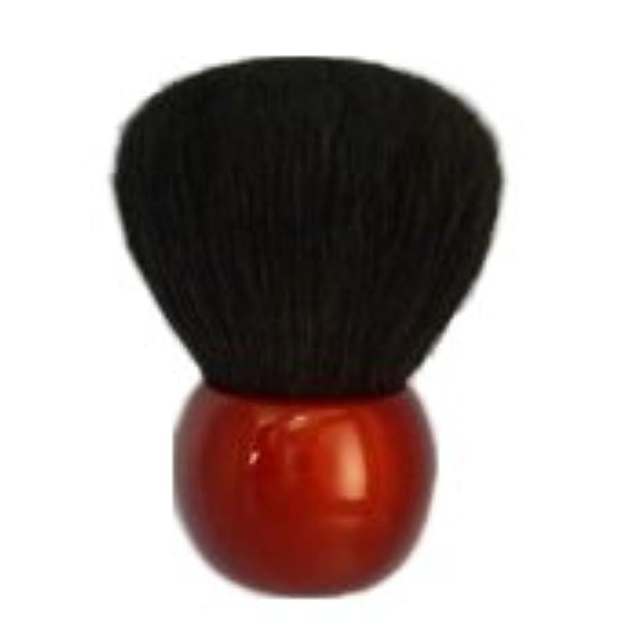 目を覚ますコンセンサス正統派パウダーブラシ ダルマ  高級山羊 /熊野筆/宮尾産業化粧筆(メイクブラシ) MA-1