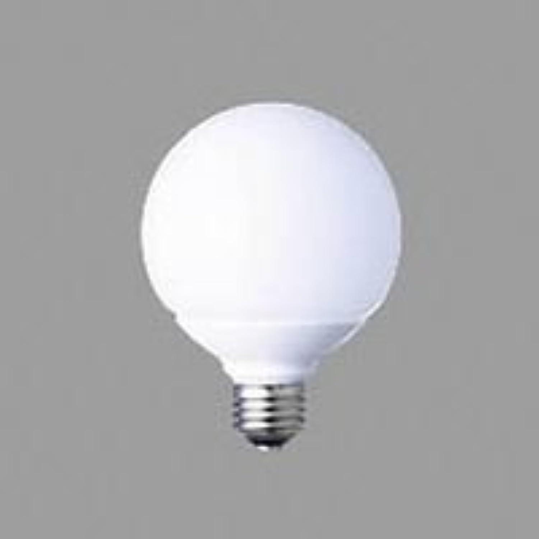 【EFG12EN】東芝[TOSHIBA] 電球形蛍光ランプ G形 60W形 [ネオボールZ][昼白色]