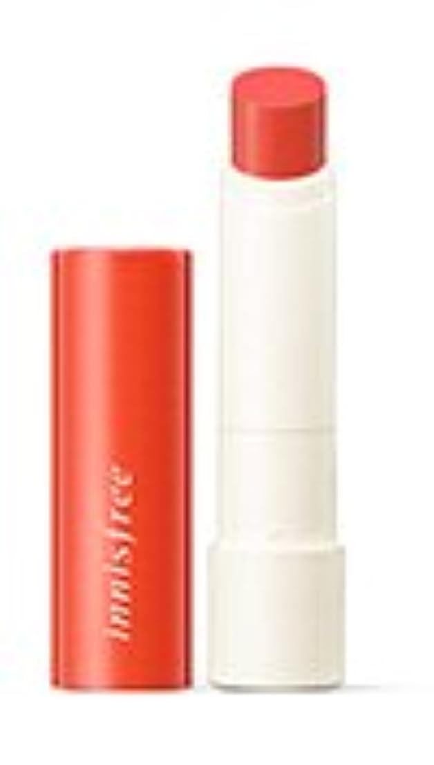 スライムオーディションデータベース[innisfree] Glow tint lip balm 3.5g/[イニスフリー]グローティントリップバム3.5g (#3 ホウセンカ) [並行輸入品]