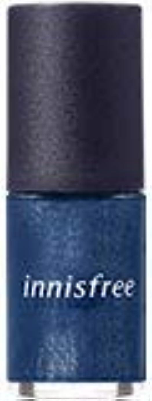 温度保証する認める[イニスフリー.innisfree]済州カラーピッカーリアルカラーネイル6mL(限定版)/[2019 Jeju Color Picker] Real Color Nail (#3 深い夜新しいビョルオルム)