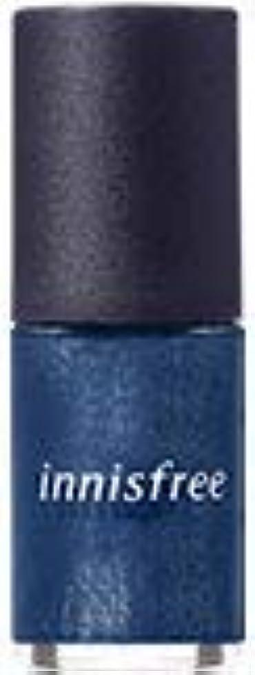コンチネンタルしかしながら地理[イニスフリー.innisfree]済州カラーピッカーリアルカラーネイル6mL(限定版)/[2019 Jeju Color Picker] Real Color Nail (#3 深い夜新しいビョルオルム)