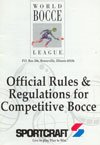 Bocce Ball Rules - pack of 10 books