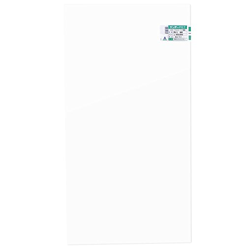 RoomClip商品情報 - アクリサンデー PETG 透明 450mm×900mm 板厚 0.5mm PG-1 L 0.5