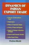 Dynamics of Indian Export Trade