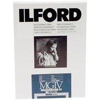 Ilford Multigrade IV RCデラックス樹脂コーティングVC変数コントラストブラック&ホワイトEnlarging用紙–31/ 2x 100–パールサーフェス