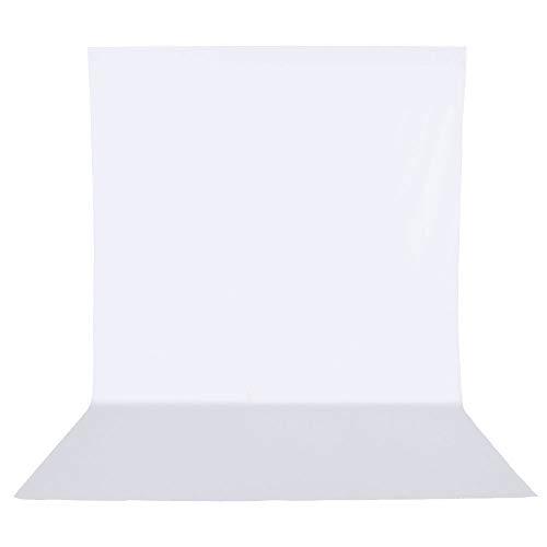 UTEBIT 背景布 白 1.8m x 2.8m バック紙 ...