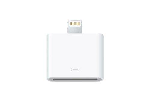 "iPhone用Dockの30ピンを""Lightning""に変換するアダプタ「Apple Lightning - 30ピンアダプタ(MD823ZM/A)」"
