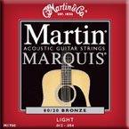 【 並行輸入品 】 Martin (マーティン) Marquis 80/20 Bronze アコースティックギター 弦セット M1100