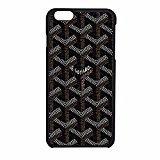 GOYARD Goyard Black Case / Color Black Plastic / Device iPhone 6/6s by Favocase