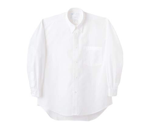 住商モンブラン MONTBLANC(モンブラン) シャツ 兼用 長袖 白 S 2-521