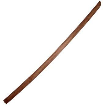 【国産木刀】本枇杷 木刀 大刀(銘入・無色)