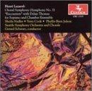 Choral Symphony by H. Lazarof