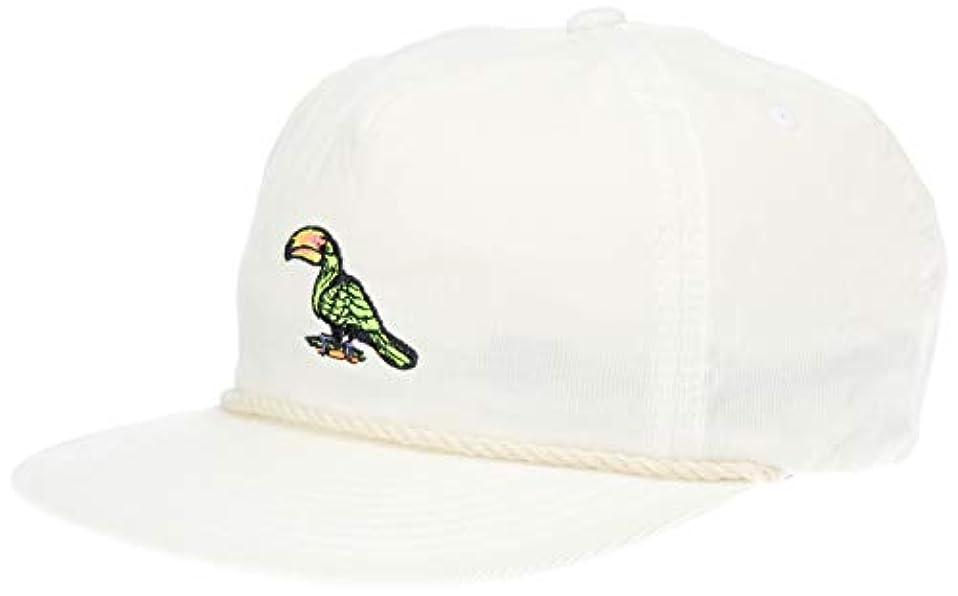 不適切な気怠い巨人[ボルコム] [ユニセックス] スナップバック キャップ 浅め (サイズ調整可能) [ D5541807 / Tou-Can Do It ] 帽子 おしゃれ
