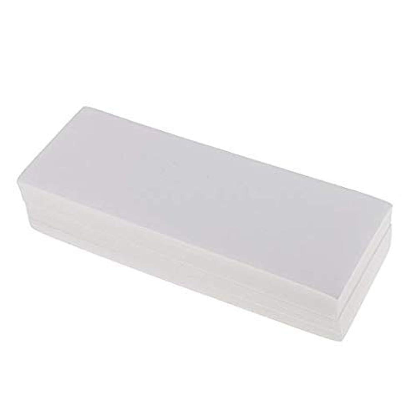 呼ぶ洗うゴミ箱100個 不織布紙 ワックスストリップ 使い捨て 脱毛 論文 脱毛 ワックスストリップ 合う ボディレッグのビキニラインの敏感なエリア