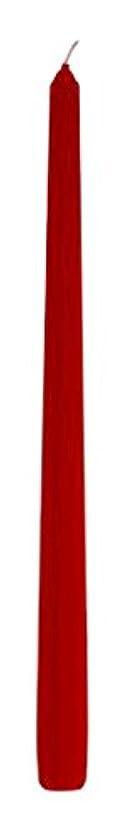 比類のない値するロープ12インチテーパー 「 ダークレッド 」 12本入り
