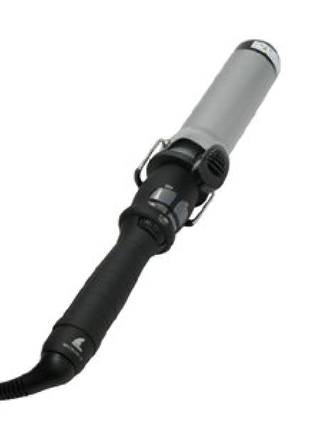円形のジョージスティーブンソン忘れるアイビル DHセラミックアイロン 38mm