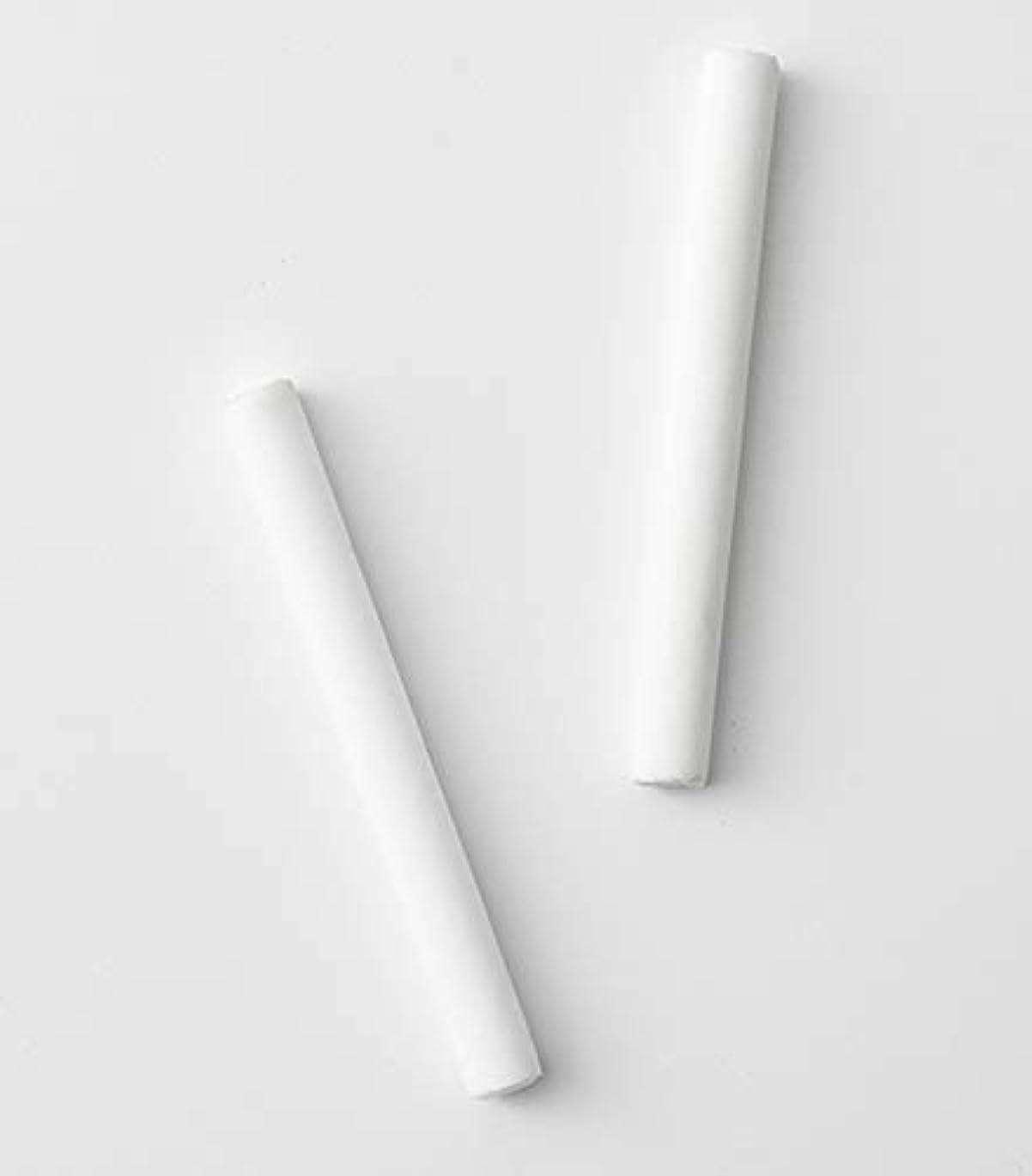 指定する彫刻家賭け生活の木 アロマクリップ 車用 替え芯2本 (シルバー・ゴールド共用)