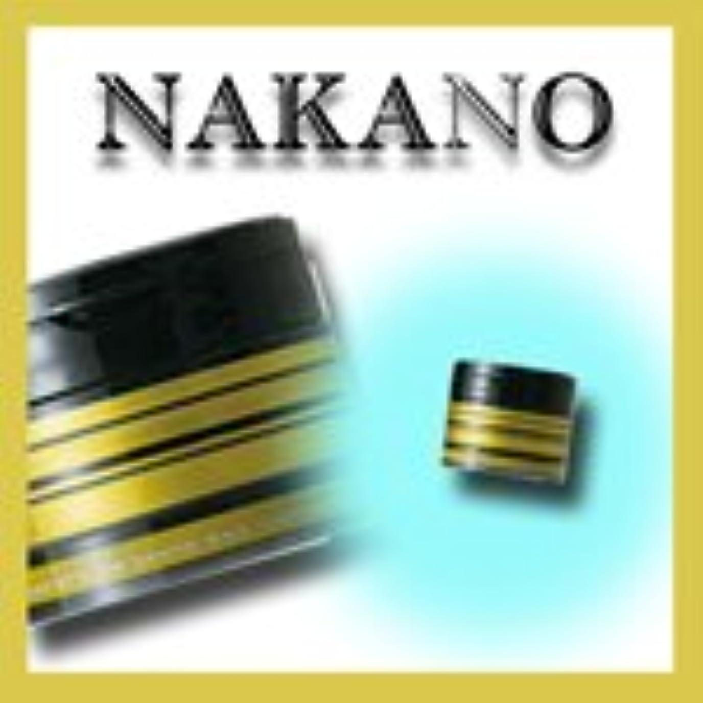 巻き取りクリップ姿を消すナカノ スタイリング タント ワックス 7 ラスティング&シャイニー 90g 中野製薬 NAKANO