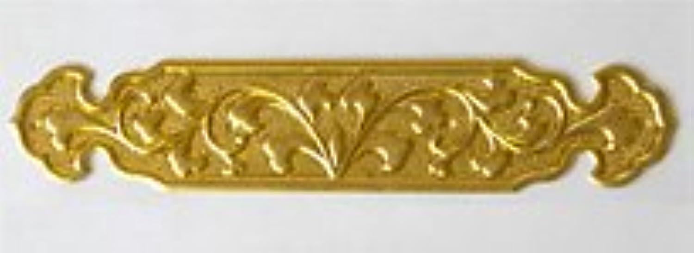 伊勢 - 宮忠 - 階段金具 プレス製 1寸2分×6寸2分