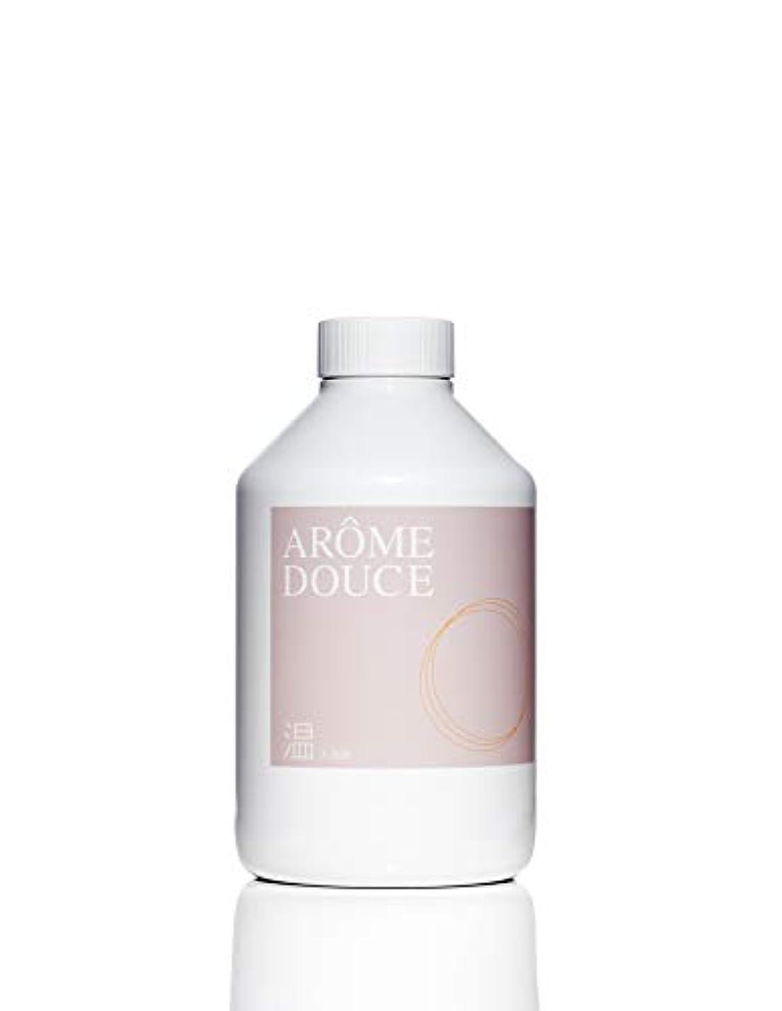 所持肌絶え間ないアロマドゥース バスエッセンス2(温)500ml 【入浴剤】