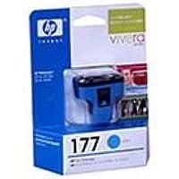 (業務用3セット)【純正品】 HP インクカートリッジ/トナーカートリッジ 【C8771HJ HP177 C シアン】 ×3セット 〈簡易梱包