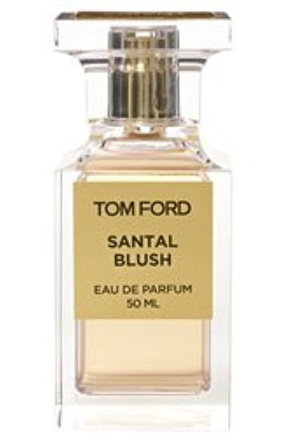 複製する洗練パスTom Ford Private Blend 'Santal Blush' (トムフォード プライベートブレンド サンタルブラッシュ) 1.7 oz (50ml) EDP Spray for Women