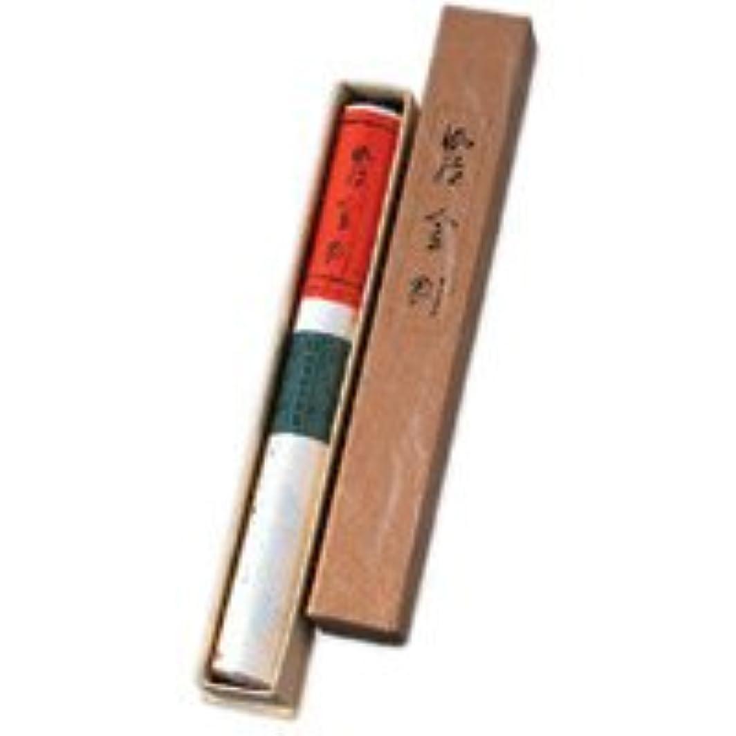 論理的キャビン割り当てる日本香堂 お香 伽羅金剛 長寸大把1入 50g