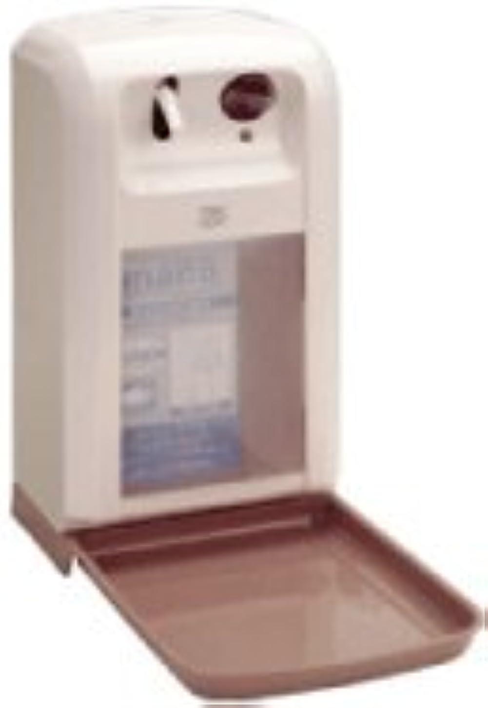 スーパーマーケット参加するセラーノータッチ薬液供給装置 mano マーノ