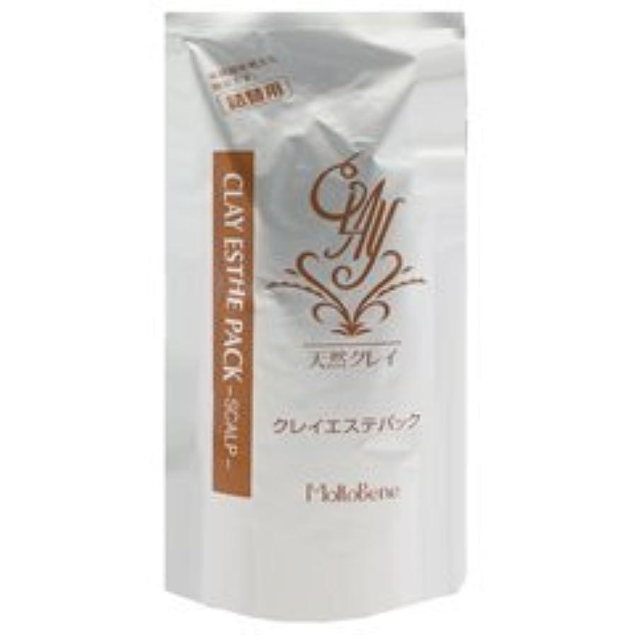 【モルトベーネ】クレイエステ パック 詰替用 500g