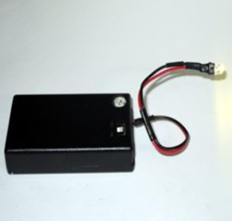 LED?電池ボックス 03 電球色:白色