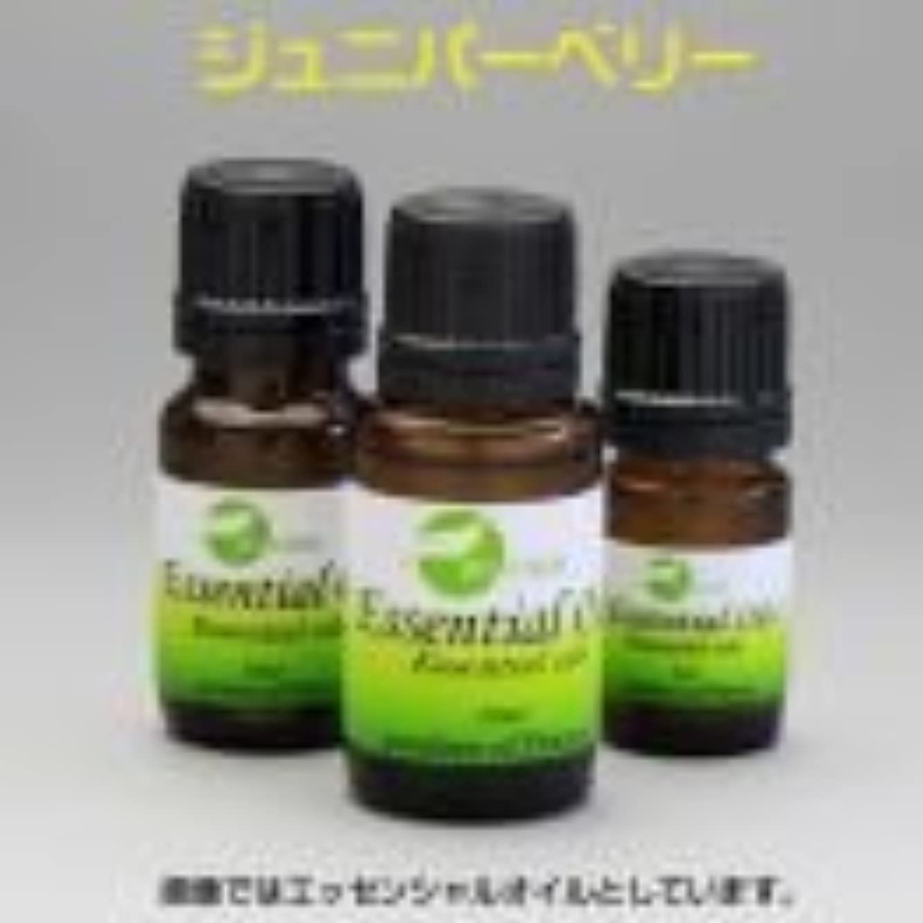 夏クランプ接ぎ木[エッセンシャルオイル] 松の針葉に似たフレッシュな樹脂の香り ジュニパーベリー 15ml