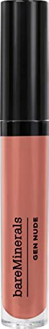 未就学保証する区ベアミネラル Gen Nude Patent Lip Lacquer - # Dahling 3.7ml/0.12oz並行輸入品