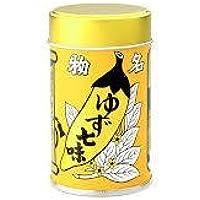 八幡屋礒五郎 七味唐辛子 缶入(ゆず入り)