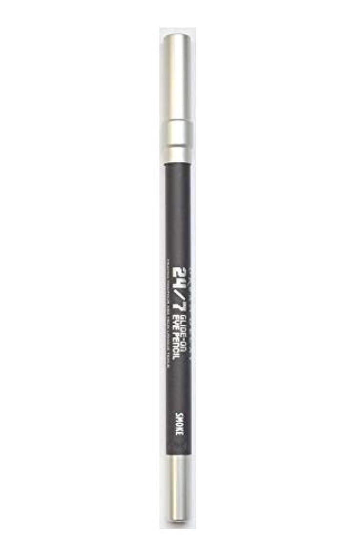 ライナーメール放射能アーバンディケイ 24/7グライドオンウォータープルーフアイペンシル 1.2g/0.04oz Smoke