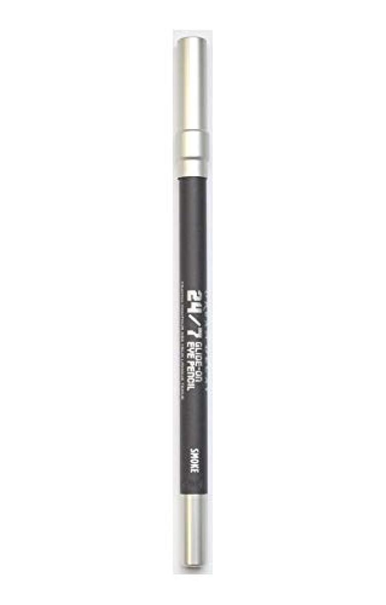 バット診断する効率的アーバンディケイ 24/7グライドオンウォータープルーフアイペンシル 1.2g/0.04oz Smoke
